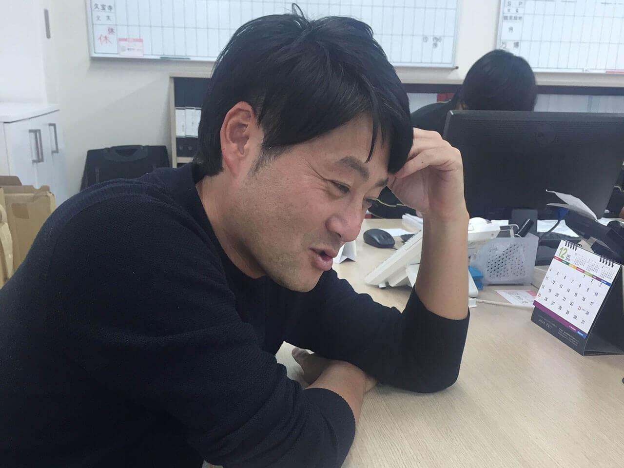 太田亮が入社して感じたこと